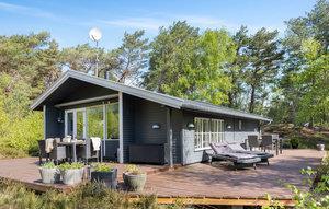 Gemütliches Ferienhaus : Region Bornholm für 4 Personen