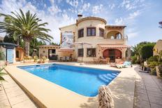 Holiday home 1160983 for 4 persons in Benissa