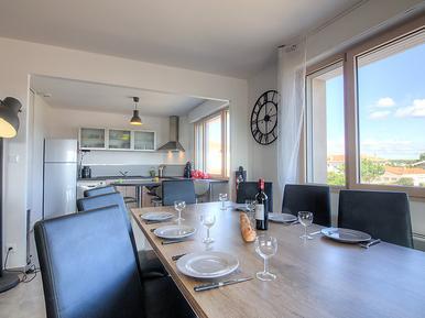 Für 7 Personen: Hübsches Apartment / Ferienwohnung in der Region Mimizan