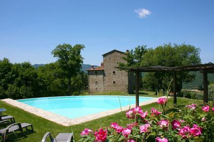 Gemütliches Ferienhaus : Region Arezzo für 16 Personen