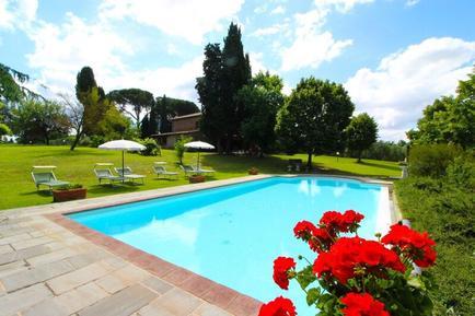 Gemütliches Ferienhaus : Region Arezzo für 8 Personen