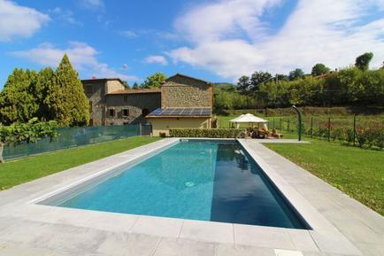 Gemütliches Ferienhaus : Region Arezzo für 4 Personen