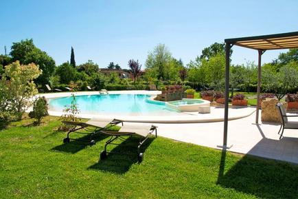 Gemütliches Ferienhaus : Region Asciano für 4 Personen