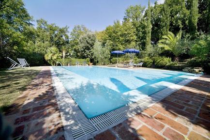 Gemütliches Ferienhaus : Region Montopoli in Val d'Arno für 5 Personen
