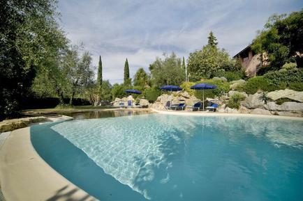 Gemütliches Ferienhaus : Region Montopoli in Val d'Arno für 9 Personen