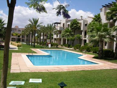 Für 4 Personen: Hübsches Apartment / Ferienwohnung in der Region Costa-Calida