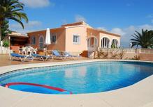Casa de vacaciones 1163203 para 6 personas en Benissa