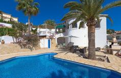 Holiday home 1163211 for 6 persons in Benissa