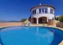 Dom wakacyjny 1163219 dla 6 osób w Benitatxell