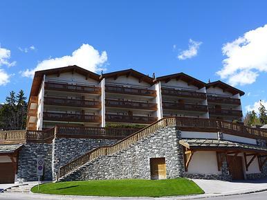 Für 8 Personen: Hübsches Apartment / Ferienwohnung in der Region Wallis
