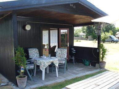 Gemütliches Ferienhaus : Region Lolland für 4 Personen