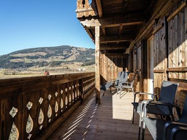 Für 8 Personen: Hübsches Apartment / Ferienwohnung in der Region Österreich