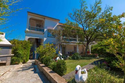 Für 8 Personen: Hübsches Apartment / Ferienwohnung in der Region Primorje-Gorski