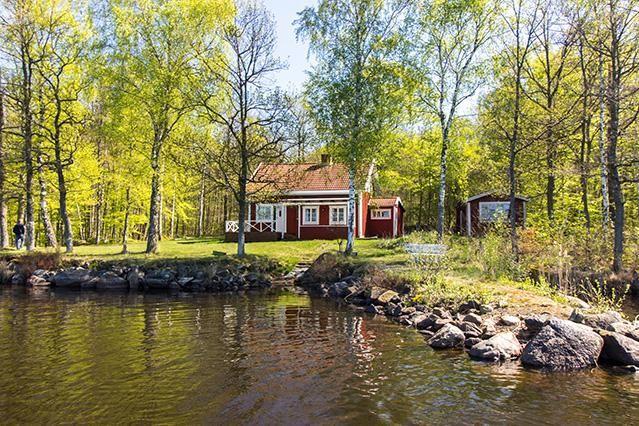 Ferienhaus für 6 Personen in Kläcklingen Südschweden See Åsnen