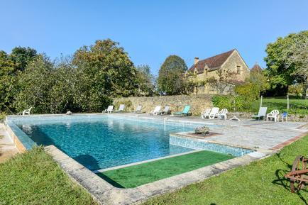 Gemütliches Ferienhaus : Region Beynac-et-Cazenac für 4 Personen