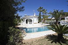 Holiday home 1169792 for 4 persons in Jávea