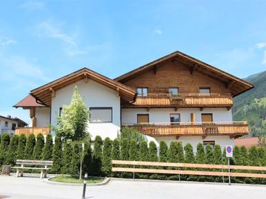 Für 3 Personen: Hübsches Apartment / Ferienwohnung in der Region Zillertal Arena