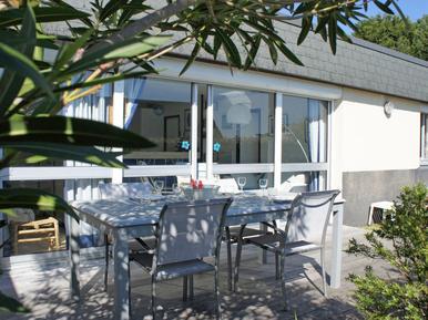 Gemütliches Ferienhaus : Region Morgat für 4 Personen