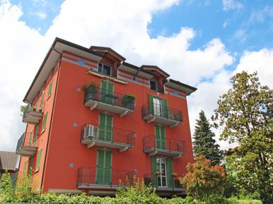 Für 3 Personen: Hübsches Apartment / Ferienwohnung in der Region Luganer See