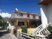 Apartamento 1170523 para 4 personas en Starigrad-Paklenica