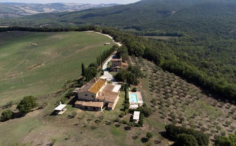 Gemütliches Ferienhaus : Region Toskana für 20 Personen