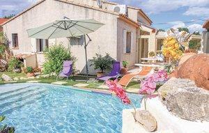 Gemütliches Ferienhaus : Region Avignon für 8 Personen