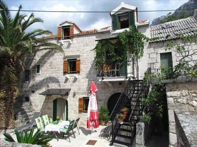 Gemütliches Ferienhaus : Region Makarska Riviera für 5 Personen
