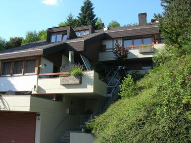 Für 4 Personen: Hübsches Apartment / Ferienwohnung in der Region Feldberg (Region )