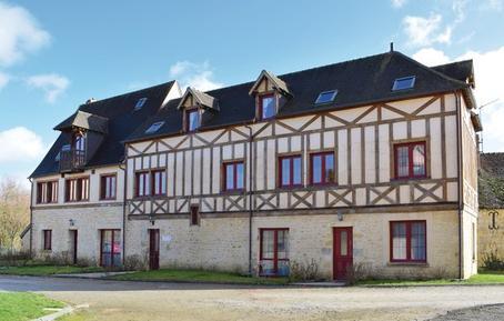 Für 8 Personen: Hübsches Apartment / Ferienwohnung in der Region Normandie