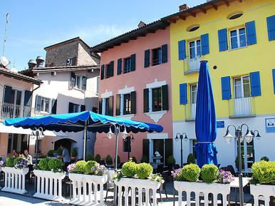 Gemütliches Ferienhaus : Region Tessin für 8 Personen