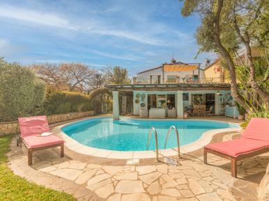 Gemütliches Ferienhaus : Region Sardinien für 8 Personen