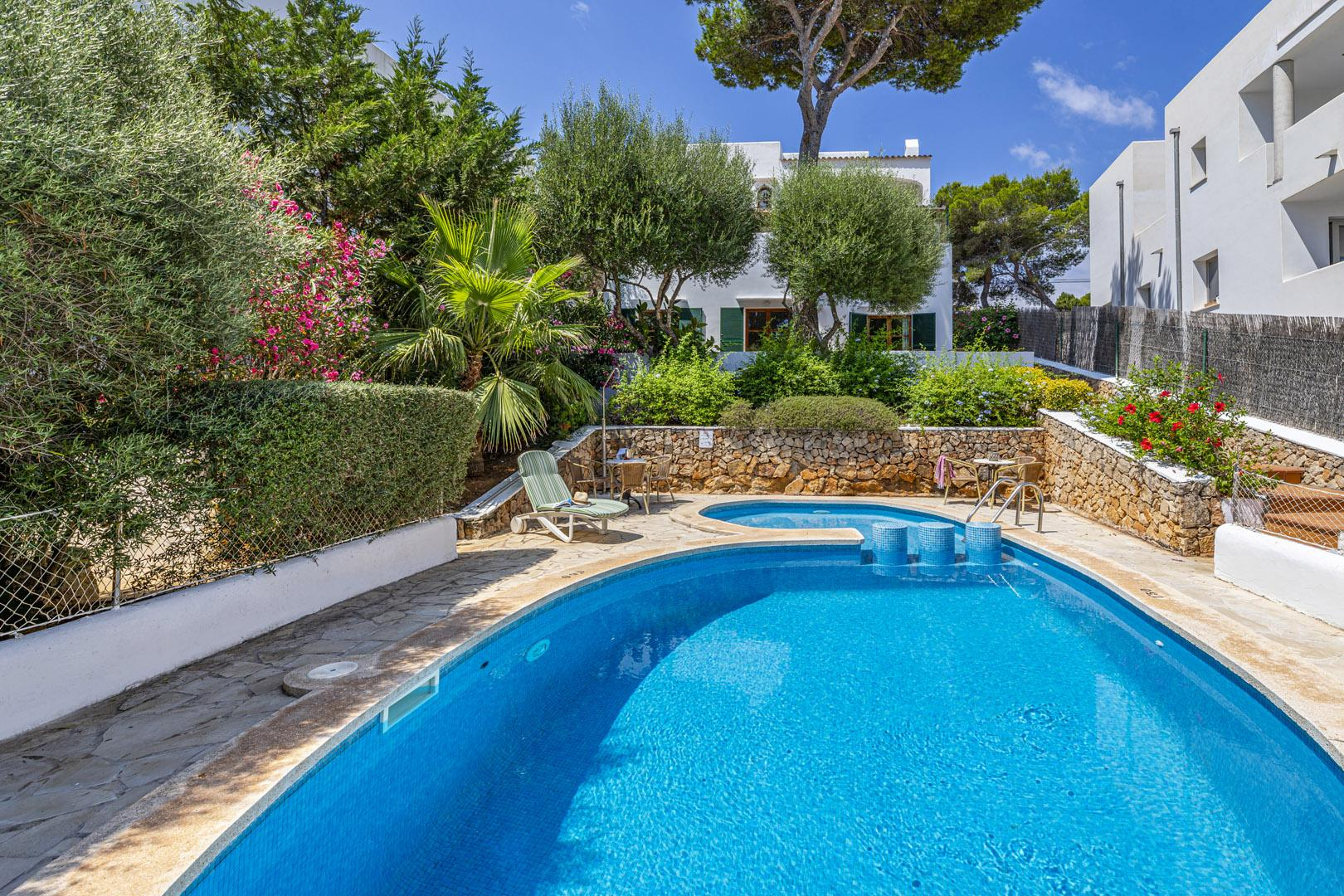 Ferienhaus mit Privatpool für 12 Personen in Cala d Or Mallorca Südostküste von Mallorca