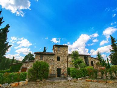 Gemütliches Ferienhaus : Region Radda in Chianti für 14 Personen