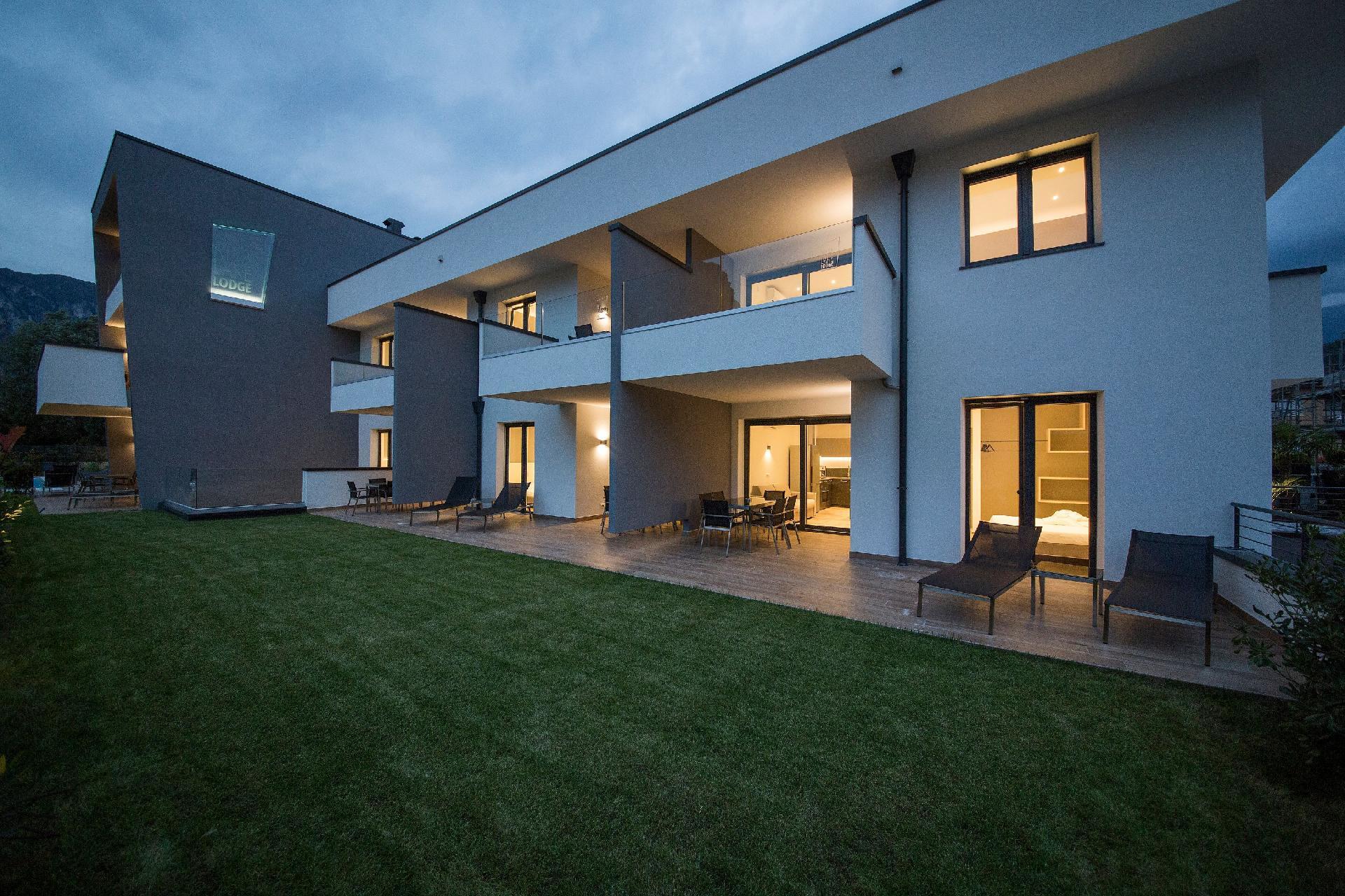 Ferienwohnung für 6 Personen ca. 70 m² i   Riva del Garda
