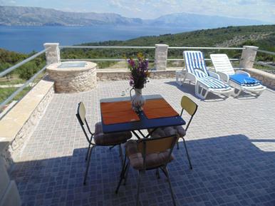 Gemütliches Ferienhaus : Region Split-Dalmatien für 2 Personen