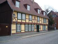 Studio 1177681 für 2 Personen in Wernigerode
