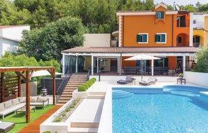 Gemütliches Ferienhaus : Region Šibenik-Knin für 14 Personen