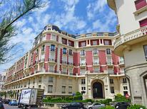 Mieszkanie wakacyjne 1178563 dla 3 osoby w Biarritz