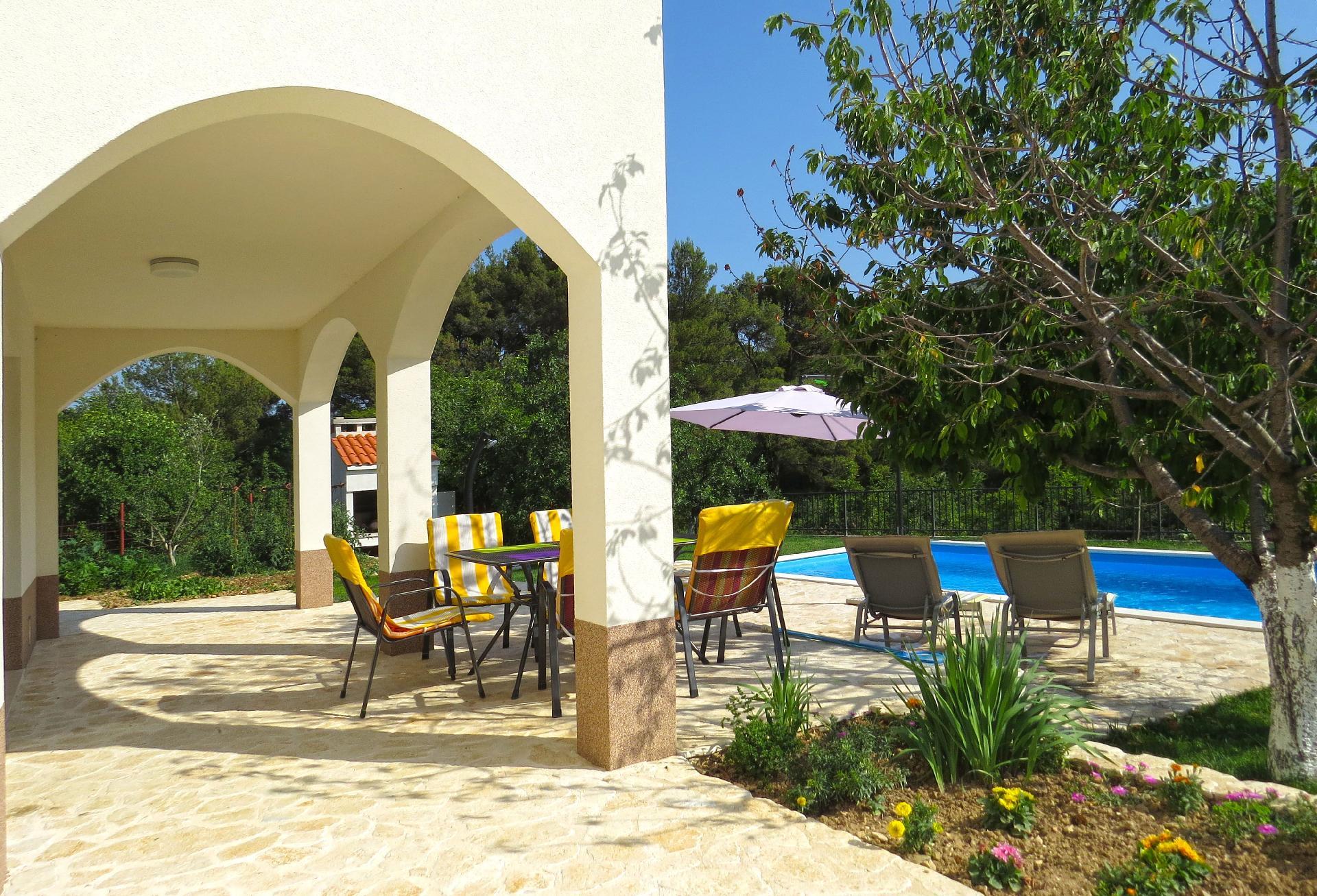 Ferienwohnung für 8 Personen ca. 120 m²   in Kroatien