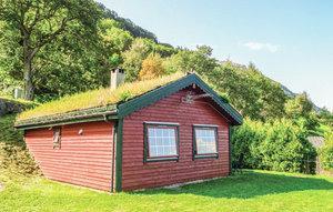 Gemütliches Ferienhaus : Region Hordaland für 4 Personen