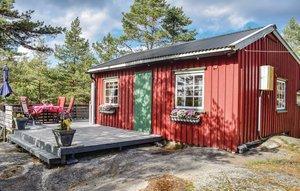 Gemütliches Ferienhaus : Region Vestfold für 4 Personen