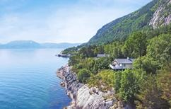 Maison de vacances 118981 pour 6 personnes , Indre Hellebø