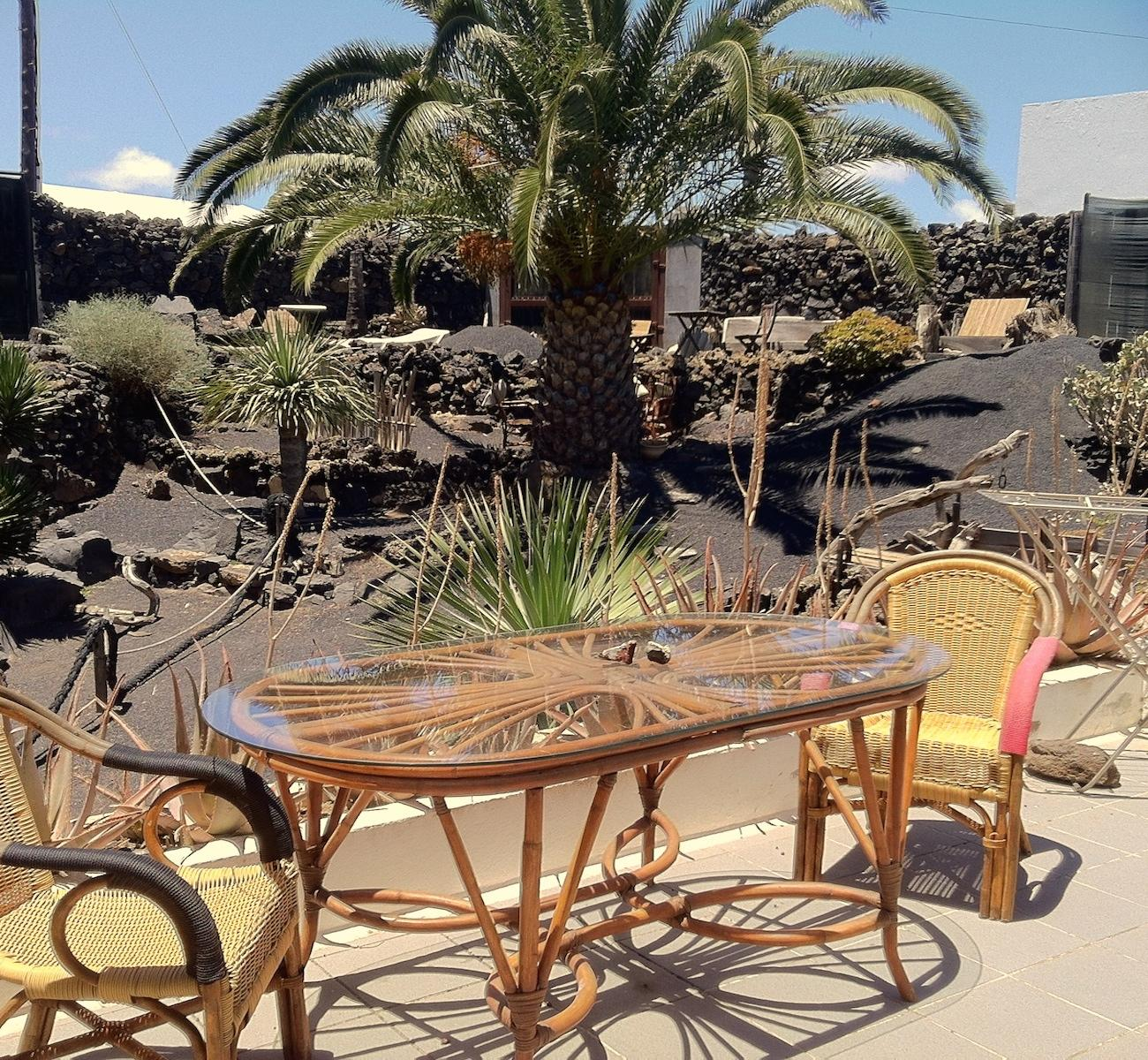 Ferienhaus für 2 Personen  + 2 Kinder ca. 38    Lanzarote