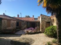Holiday home 1181517 for 8 persons in Jard-sur-Mer