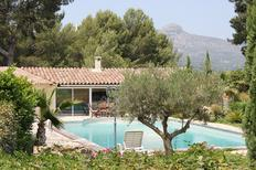 Casa de vacaciones 1183240 para 6 adultos + 6 niños en Aubagne