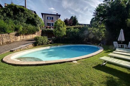 Gemütliches Ferienhaus : Region Lucolena In Chianti für 10 Personen