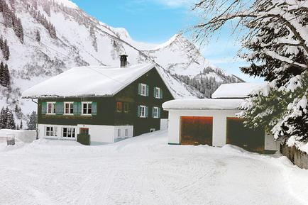 Gemütliches Ferienhaus : Region Vorarlberg für 20 Personen