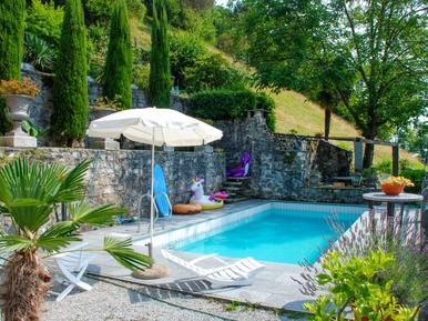 Gemütliches Ferienhaus : Region Tessin für 6 Personen