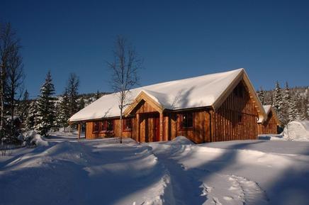 Gemütliches Ferienhaus : Region Oppland für 12 Personen