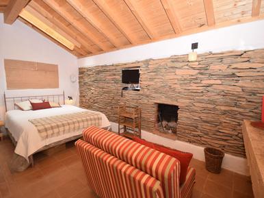 Gemütliches Ferienhaus : Region Costa do Alentejo für 3 Personen